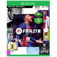 خرید دیسک بازی فیفا FIFA 21 مخصوص ایکس باکس