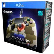 کنترلر سبز ارتشی NACON Revolution PRO Controller V2 Green Camo