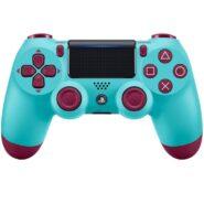 دسته PS4 بلوبری DualShock 4 Berry Blue