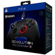 خرید کنترلر مشکی NACON Revolution PRO Controller V2 Black