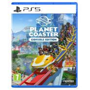 خرید بازی Planet Coaster نسخه PS5