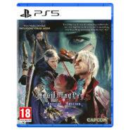 خرید دیسک بازی Devil May Cry 5 Special Edition PS5