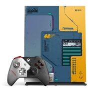 خرید ایکس باکس وان ایکس Xbox One X 1TB Cyberpunk 2077 Limited Edition